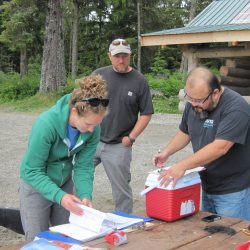 SAWC Wraps Up the Wrangell Beach Monitoring Program; Petersburg Begins Second Year