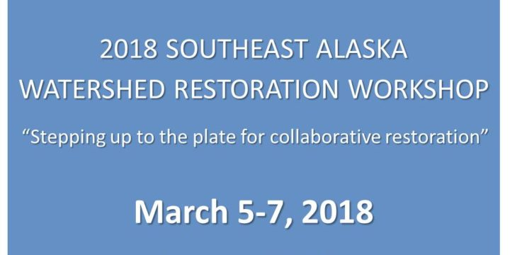 Save the Date! Watershed Restoration Workshop