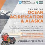 Feb 20: Ocean Acidification and AK – Talk and Q&A