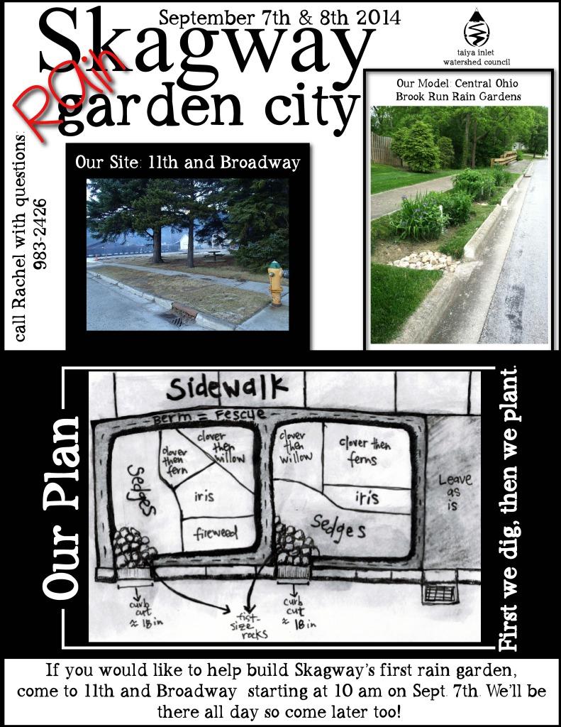 skagway rain garden