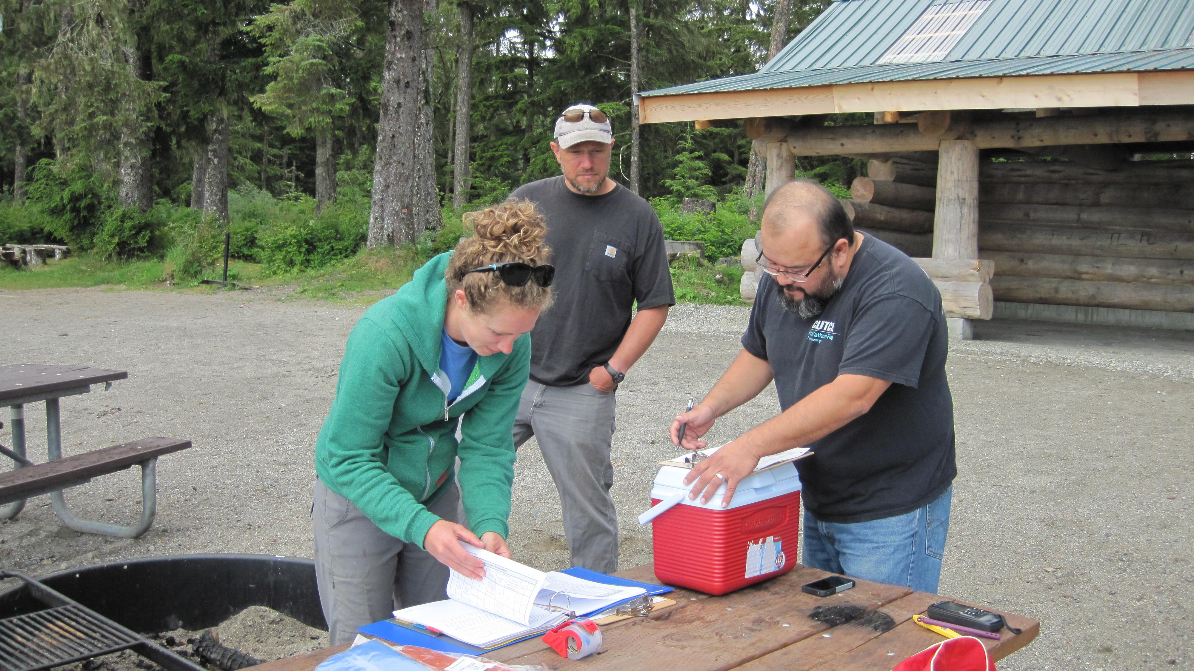 SAWC Wraps Up the Wrangell Beach Monitoring Program; Petersburg Begins Second Year