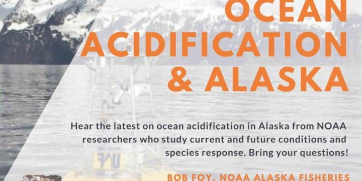 Feb 20: Ocean Acidification and AK – Talk and Q&A