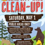 Annual Spring Clean Up May 1st, 2021